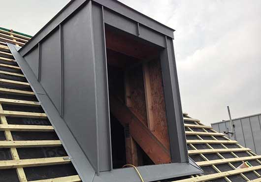 Zinc Roof Extensions F Amp G Roofing Contractors