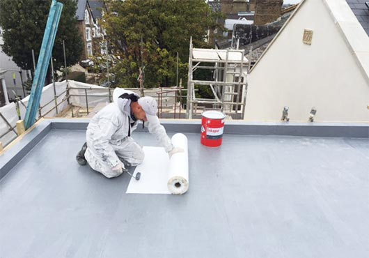 Enkopur Roof specialist London